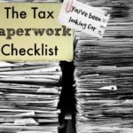 Tax Paperwork Checklist