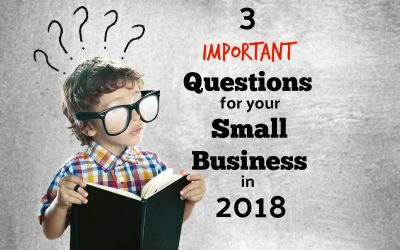Three More Questions To Consider in 2018 For Your Frederick Small Business Plan