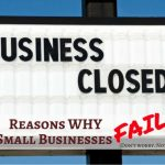 The Most Likely Reasons Why Small Businesses Fail In Frederick