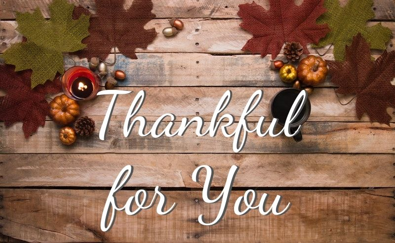 Happy Thanksgiving 2019 from J Allen & Associates to you and yours