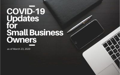 COVID-19 Updates For Frederick Business Owners