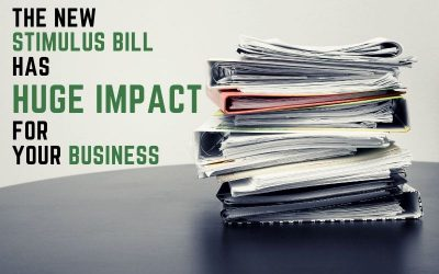 The New Stimulus Bill Has Huge Impacts For Frederick Businesses
