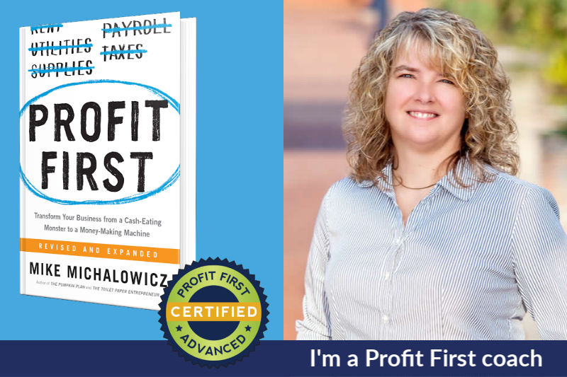 Jennifer Allen Profit First Coach in Frederick, MD