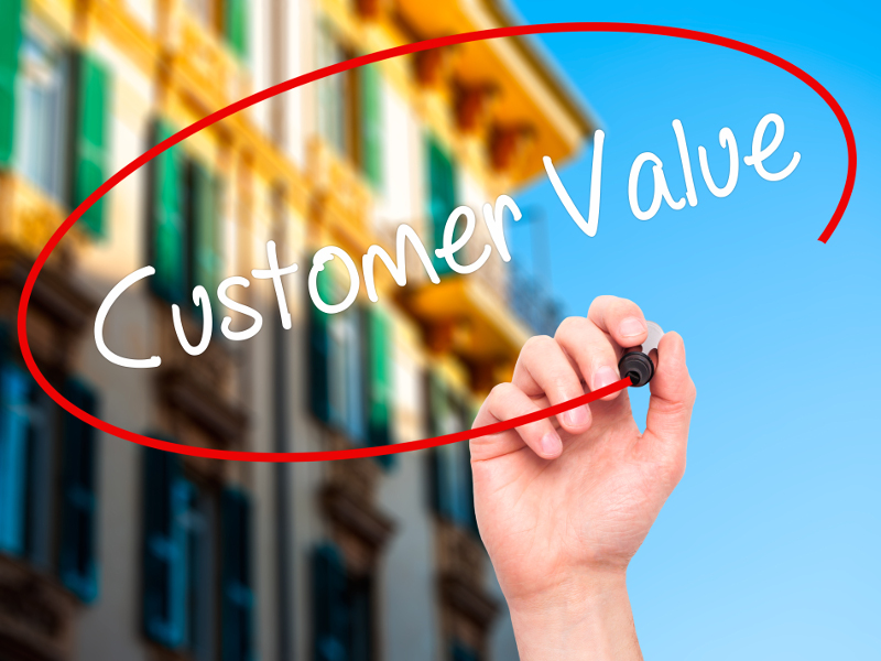 Customer Value Represents The True Value For A Business In Frederick