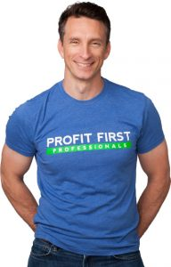"""Mike Michalowicz is the creator of Profit First, a """"pay yourself first"""" cash management philosophy and best-selling business book."""
