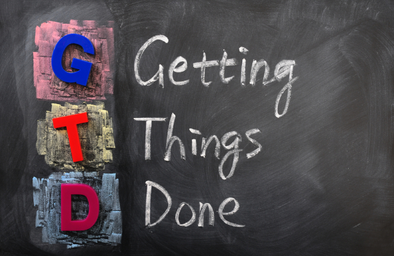 Allen's Guide To Getting Tasks Done