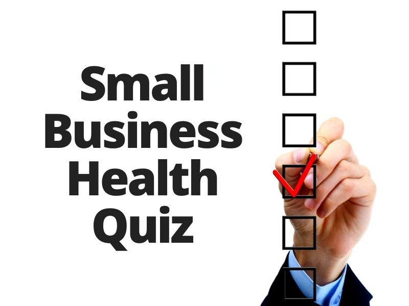 My Frederick Small Business Health Quiz (Part 2)